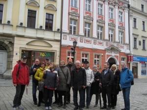 Treffen in Breslau