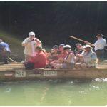 Floßfahrt auf der Dunajec