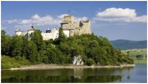Czorsztynski See