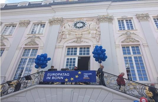 Europatag in Bonn