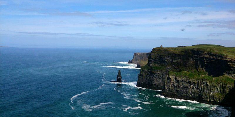 Cliff of Mohar - Bild von Pratheesh , pixabay.de