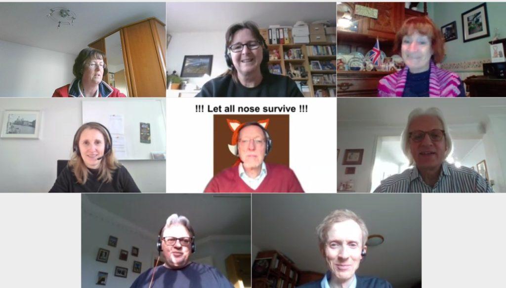 Online-Sprachkurs der Jumelages, Sektion Bonn